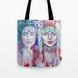 Protectors of Peace & Beauty Tote Bag