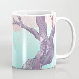 A Dryad Beauty Coffee Mug