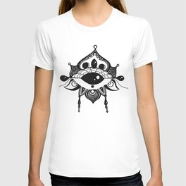All Seeing Eye Bloom T-shirt