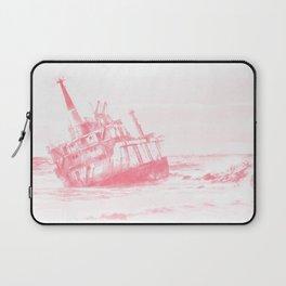 shipwreck aqrepw Laptop Sleeve