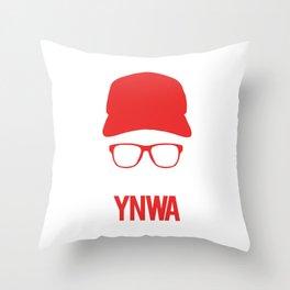 Liverpool YNWA - Klopp Throw Pillow