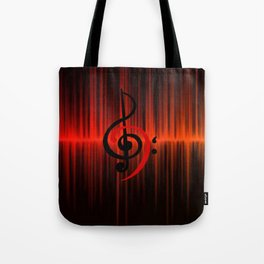 c-sus audio Tote Bag
