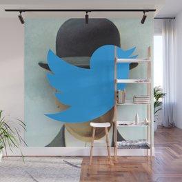 Son of Tweet Wall Mural