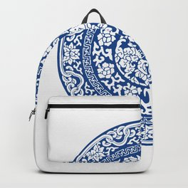 Chinese Lucky Circle Backpack