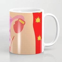 POWer to the Pussy! Coffee Mug