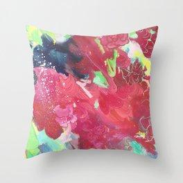 Rosarium Throw Pillow