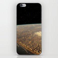 Earth Space iPhone & iPod Skin