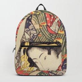 Geisha women Backpack