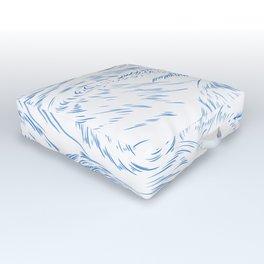 MicroWave Goodbye Outdoor Floor Cushion