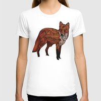 micklyn T-shirts featuring Red Fox by Ben Geiger