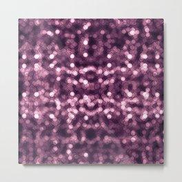 Abstract Circle #9 Metal Print