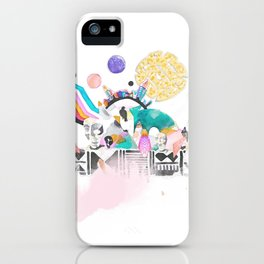 Utopiaverse iPhone Case