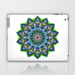 Friendship Mandala - The Mandala Collection Laptop & iPad Skin