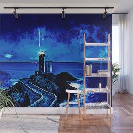 lighthouse plouzane wsstd Wall Mural