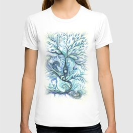 Tree of Life (blues) T-shirt