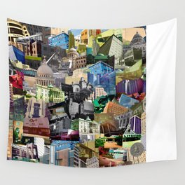 Jackson MISSISSIPPI mix Wall Tapestry