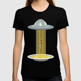 Invasion of spaghetti T-shirt