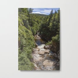 The Flume 12 Metal Print