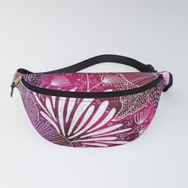 Pinky Pink Fanny Pack