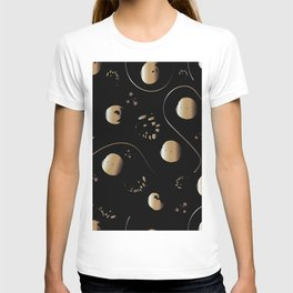 Contemporary Background T-shirt
