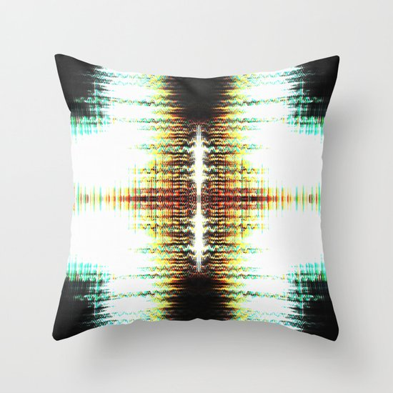 I Can Press Your Buttons Throw Pillow