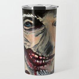 Mad Zombie Travel Mug