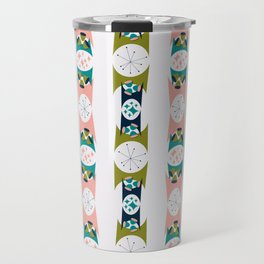 Draper Pink Travel Mug