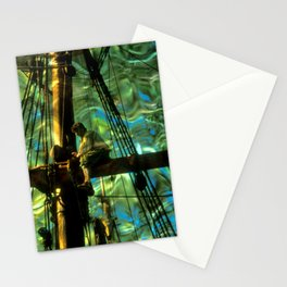 On the Mast Stationery Cards