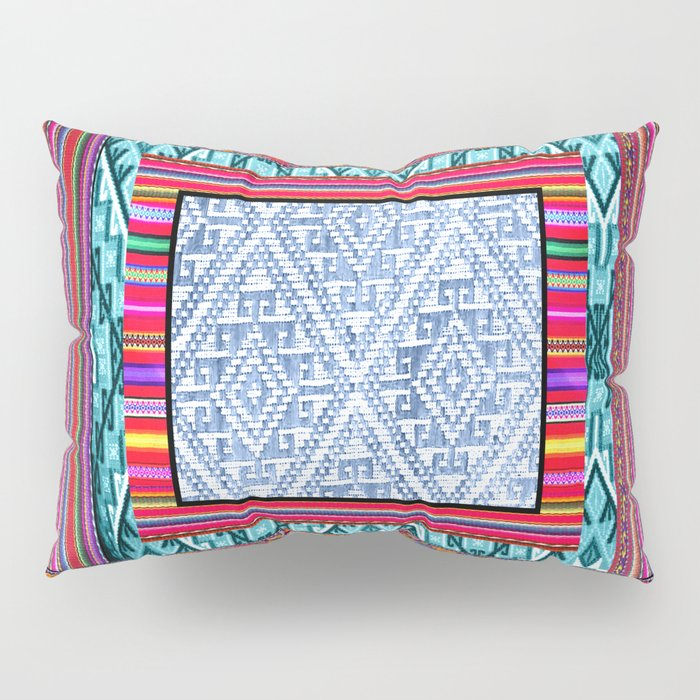 Peruvian Fabric Pillow Sham