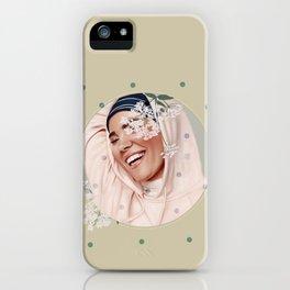 LUCEAT LUX VESTRA iPhone Case