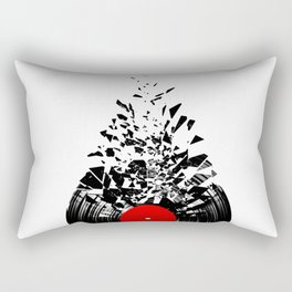 Vinyl shatter Rectangular Pillow