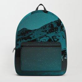 Mountains at night series II // Boulder Colorado Backpack