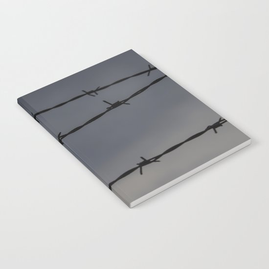 Barb Wire II Notebook