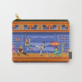 Fu Kung Carry-All Pouch
