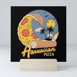 Hawaiian Pizza Mini Art Print