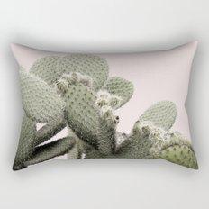 PINK CACTUS Rectangular Pillow