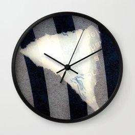 TYPE O Wall Clock