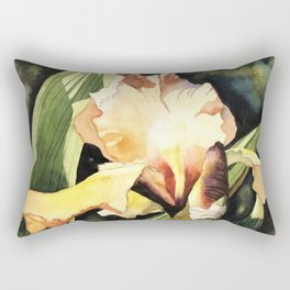 Burnt Orange Rectangular Pillow