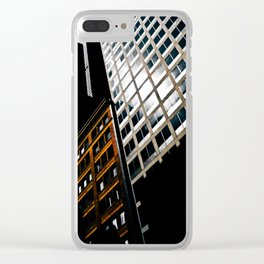 Chicago Sears/Willis Tower Clear iPhone Case