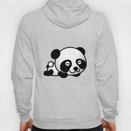 Cute Baby Panda Hoody