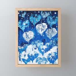 Winter Nature Framed Mini Art Print