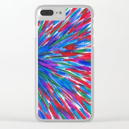 Emotion of Emotions Clear iPhone Case