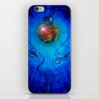freedom iPhone & iPod Skins featuring Freedom by Walter Zettl