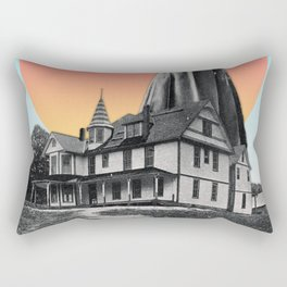 100 Nuns Rectangular Pillow