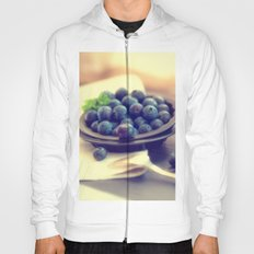 Blueberry plate Hoody