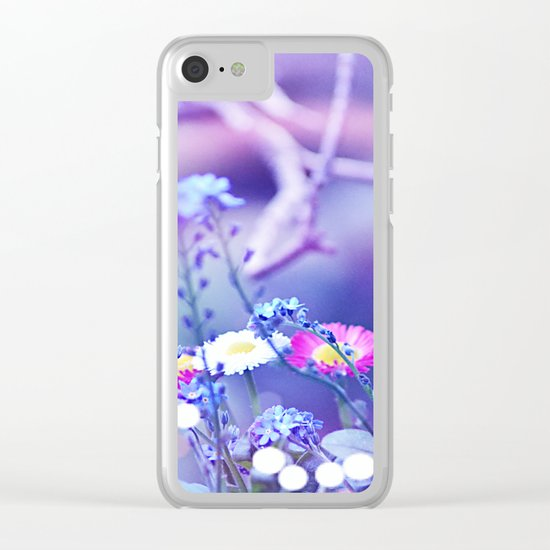 #79 Clear iPhone Case