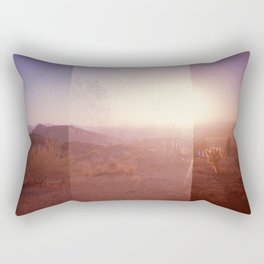 Valley of the Sun Rectangular Pillow