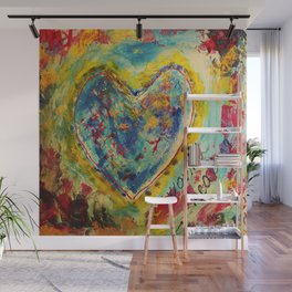 to be fixed - wound healing Wall Mural