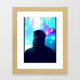 BLADE RUNNER   Painting   PRINTS   Blade Runner 2049   #M12 Framed Art Print