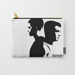 Shameless Ian Gallagher and Mickey Milkovich Carry-All Pouch